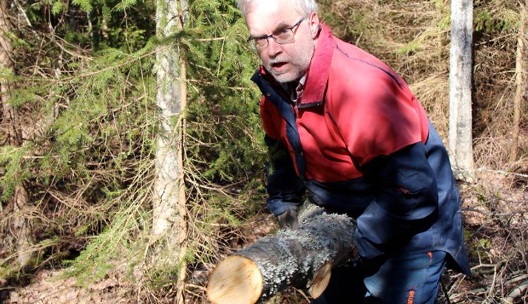 tee itse omat polttopuut